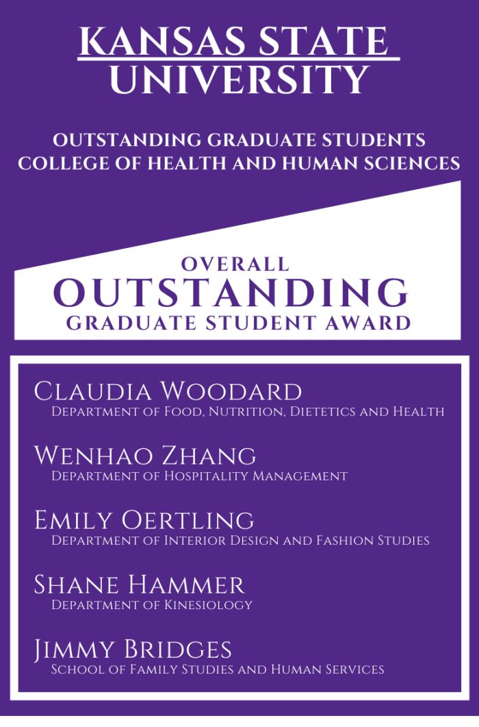 Overall Outstanding Graduate Students (revised)